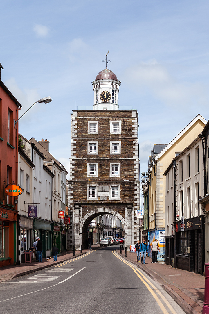 Clock Gate Tower