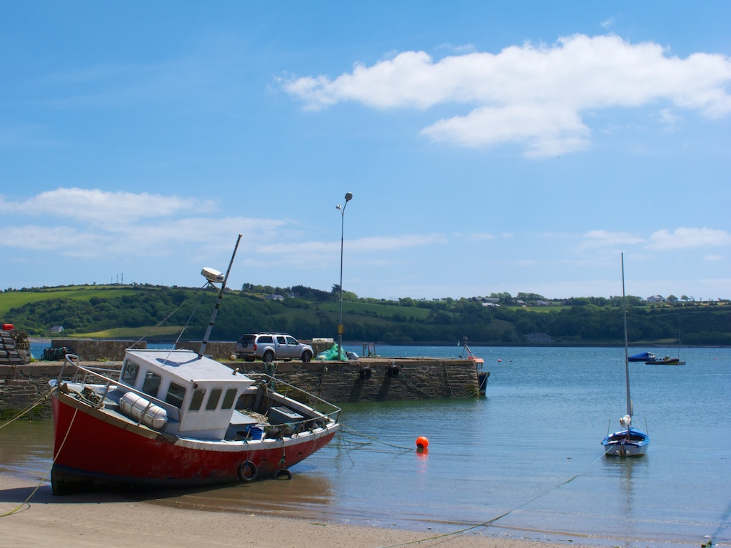 Youghal-Harbour